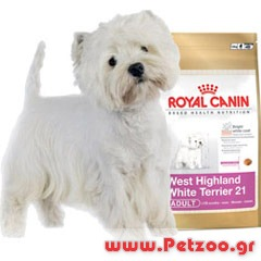ROYAL CANIN BHN WESTIE ADULT 1.5kg