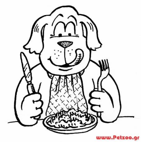 Διατροφή σκύλος